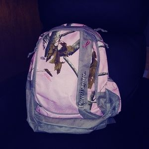 Remington Pink Camo Backpack